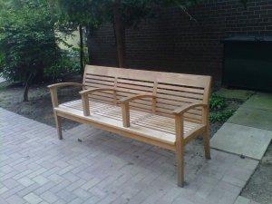 Spadina bench
