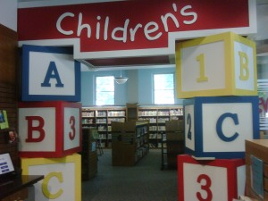 I didn't feel creepy at all going into this section all by myself. Or taking photos of it. I just wished I was a kid again, briefly; well, no, not really. I did honestly note that a library section like this must make the affliction that is childhood infinitely more awesomer-er-er.