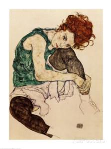 egon-schiele-the-artist-s-wife